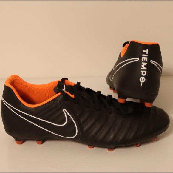 Men's Nike tiempo soccer cleats